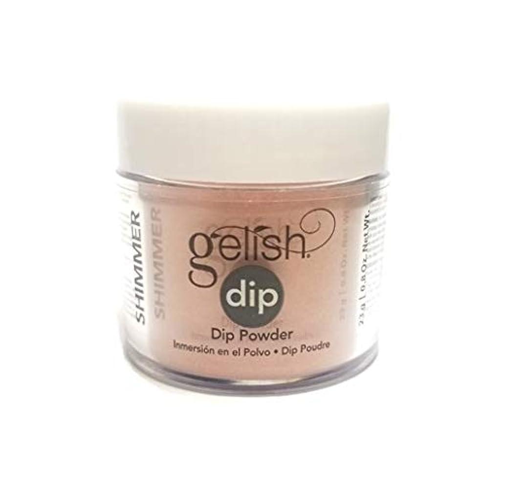 親密なゴールデンエンドウHarmony Gelish - Dip Powder - Sunrise And The City - 23g / 0.8oz