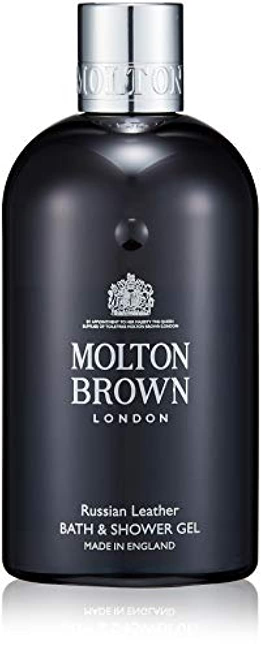 ハミングバード木曜日七面鳥MOLTON BROWN(モルトンブラウン) ロシアン レザー コレクションR&L バス&シャワージェル