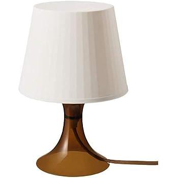 LAMPAN ラムパン テーブルランプ, ブラウン 103.946.43