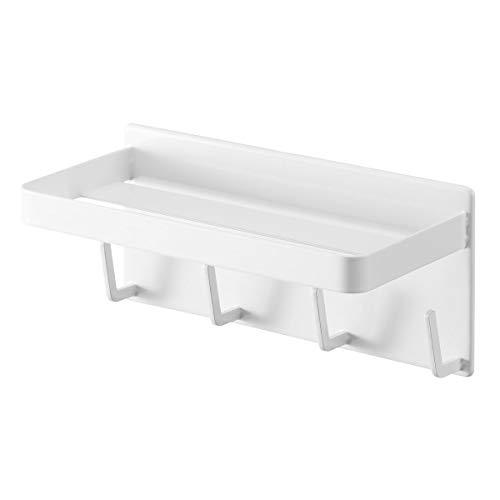 山崎実業(Yamazaki) 浴室用ラック ホワイト 約W18XD8.5XH8cm MIST 4236