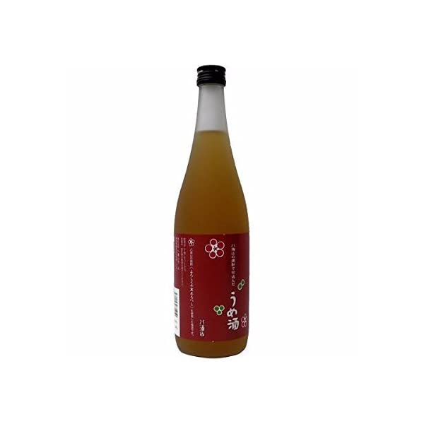 八海山 八海山の焼酎で仕込んだうめ酒 720mlの商品画像