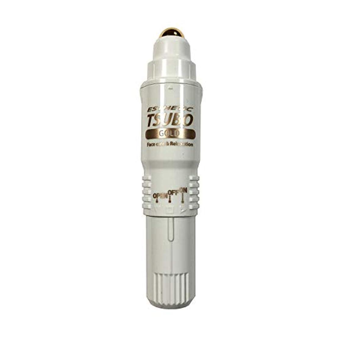 結核仮定する垂直エステティックツボマッサージャー (金のツボ)ET-1900G