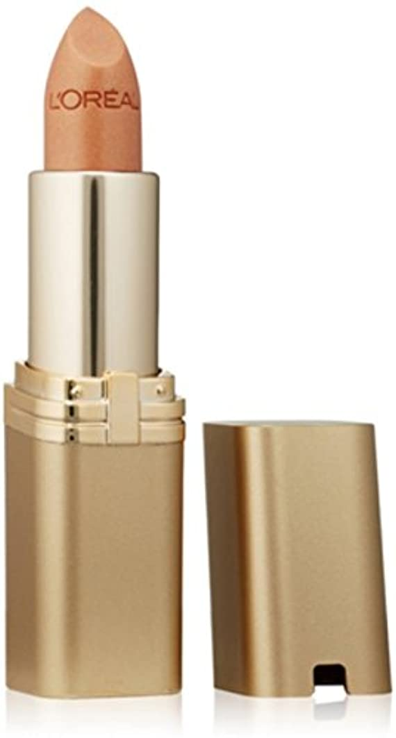 窒息させるレトルトソフトウェアL'Oreal Paris Colour Riche Lip Color (805 Golden Splendor)