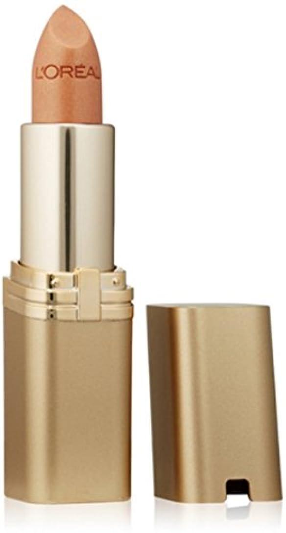 トランクライブラリ浸透する超えるL'Oreal Paris Colour Riche Lip Color (805 Golden Splendor)