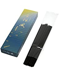 gyokushodo Agarwood / Aloeswood / Oud Japanese Incense Sticks jinko Denpu Less煙タイプスモールパックトライアルサイズ5.5インチ30 Sticks日本製