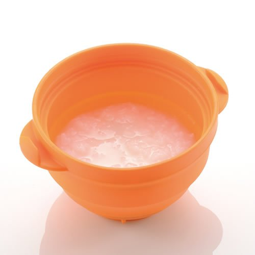 Richell(リッチェル)『離乳食シリコンスチーマー』
