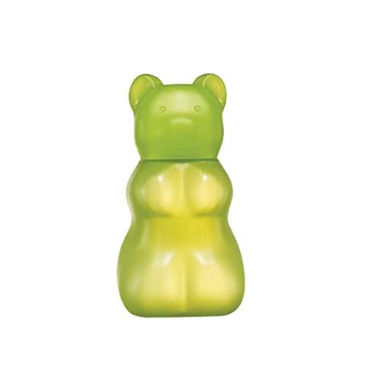 ファン脚本十一Skinfood グミベアゼリークリーンジェル(アップル)#キーウィ(ハンドジェル) / Gummy Bear Jelly Clean Gel (Apple) #Kiwi (Hand Gel) 45ml [並行輸入品]