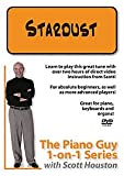 Piano Guy 1-On-1 Series: Stardust [DVD] [Import]
