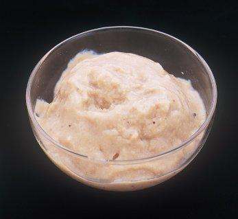 【ボワロン】冷凍バナナピューレ(無糖)1kg