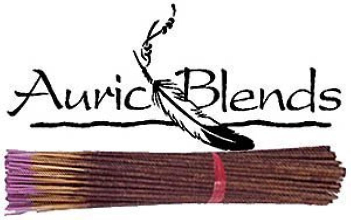 偽物より平らな練る100 Sticks Auric Blends Egyptian Goddess Incense [並行輸入品]
