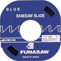 フナソー コンターマシン用ブレード 汎用タイプ ブルー 幅5mm 山数14 1本