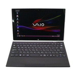 SONY VAIO Tap11 SVT1121SEJ [corei3 4020Y (1.5Ghz)/4G/SSD128GB/無線/Bluetooth/カメラ/Win8 pro 64bit/11.6型]