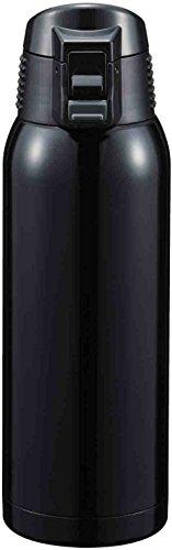 タフコ F-2653 ブラック ワンタッチマグカップボトル スタイラス 720ml 水筒 ボトル