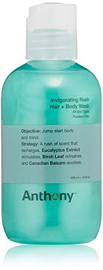 砲撃センチメンタルコーンウォールInvigorating Rush Hair and Body Wash