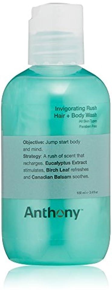 発明する売る電話Invigorating Rush Hair and Body Wash