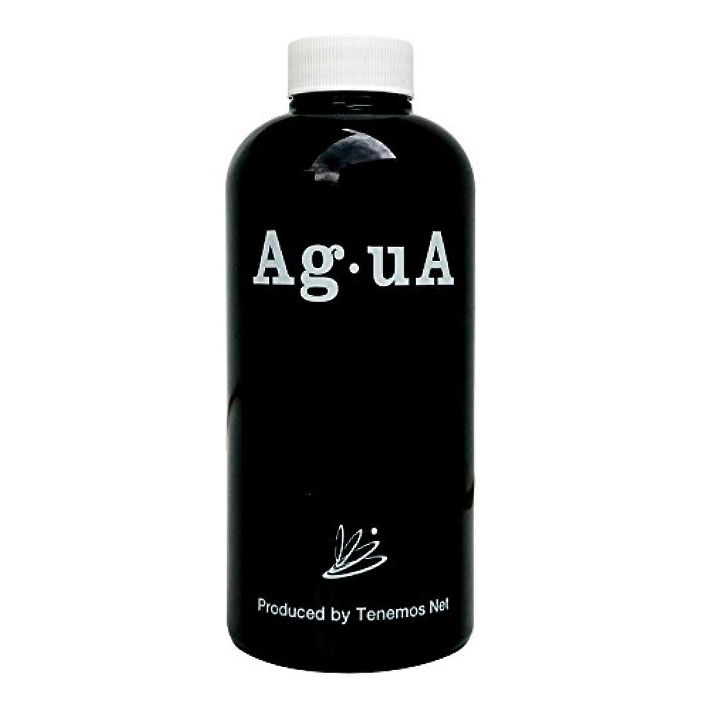 暗い水素材料テネモス 万能酵素水アグア Ag?uA 500ml