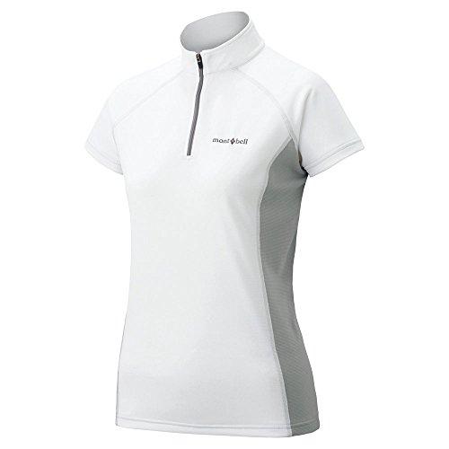 モンベル クール ハーフスリーブジップシャツ Women's