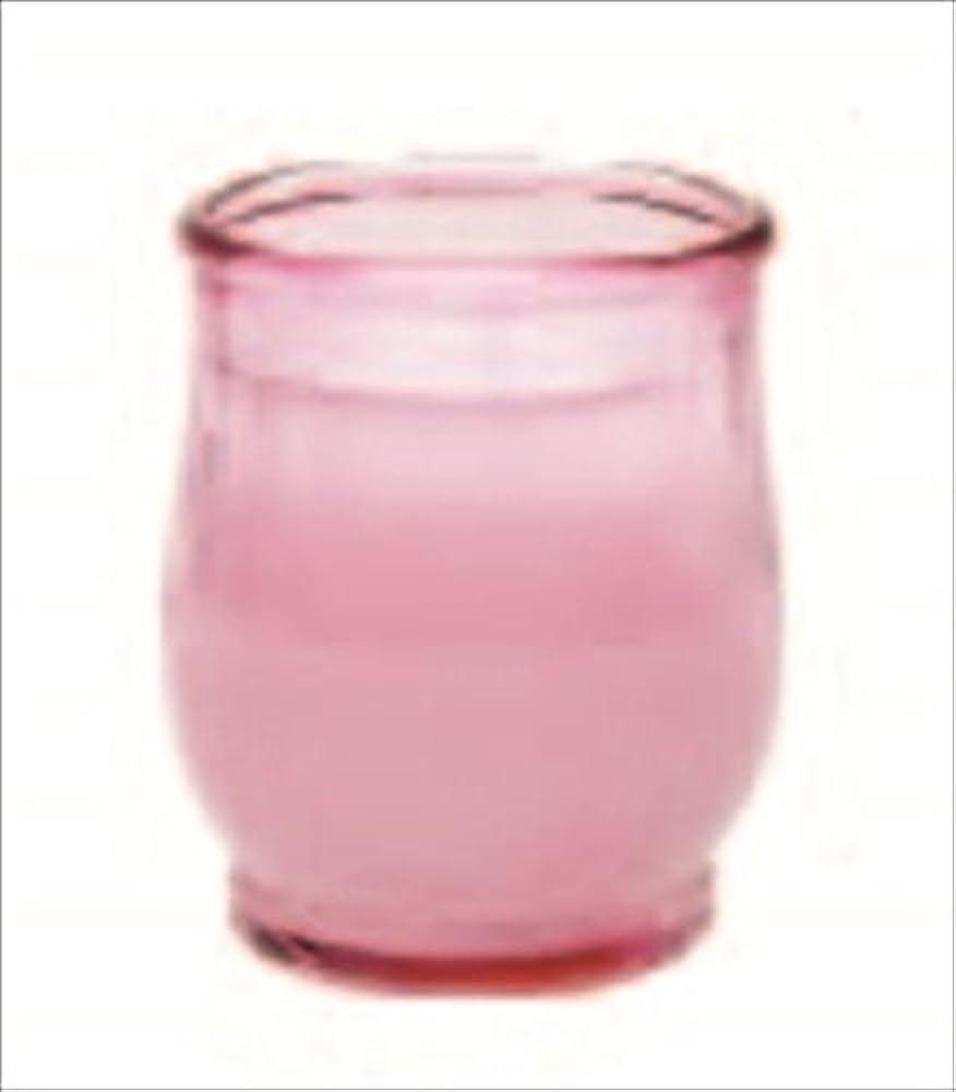 足枷急降下話をするkameyama candle(カメヤマキャンドル) ポシェ 「 ピンク 」(73020040P)