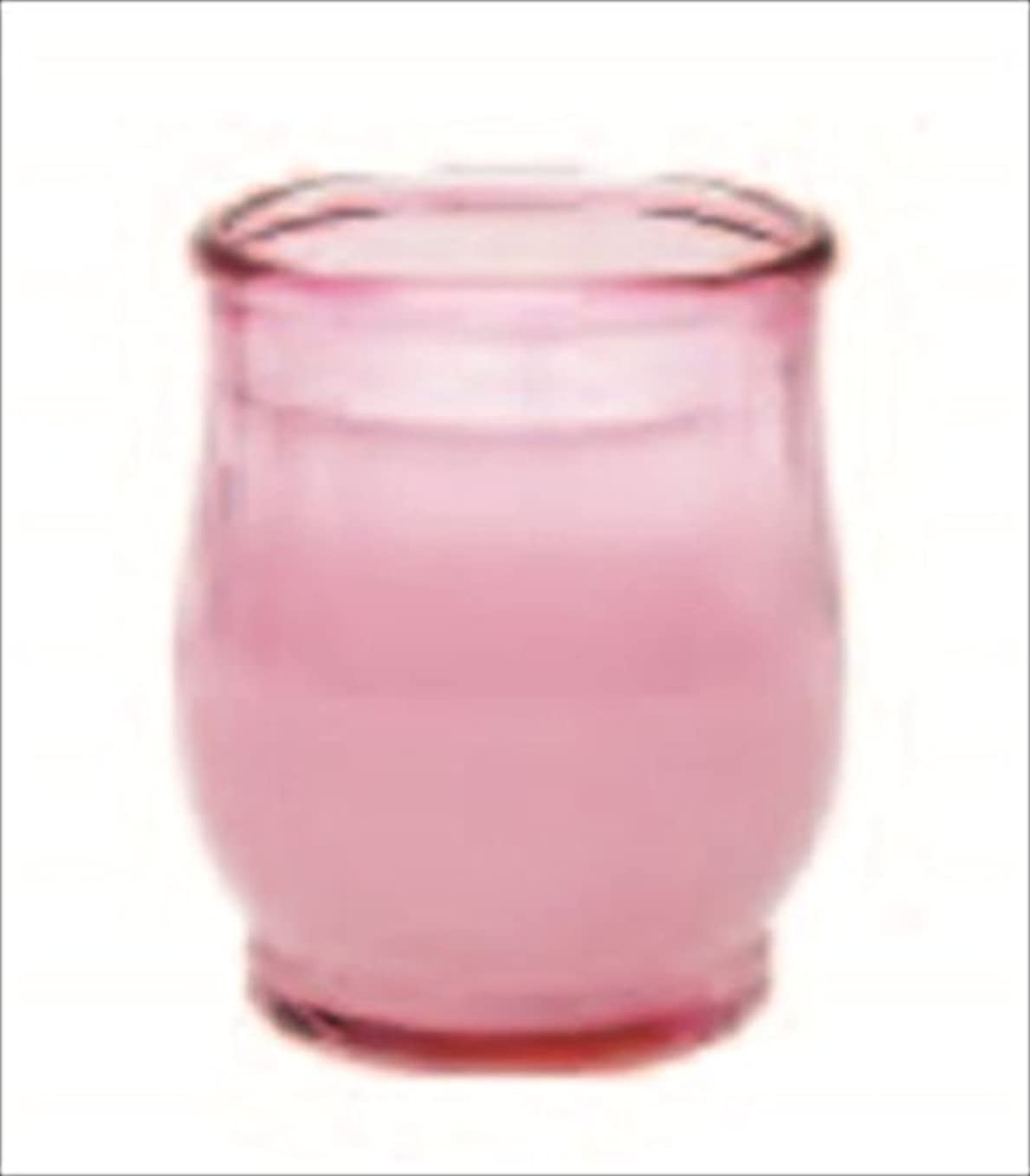 ランク重荷見かけ上kameyama candle(カメヤマキャンドル) ポシェ 「 ピンク 」(73020040P)