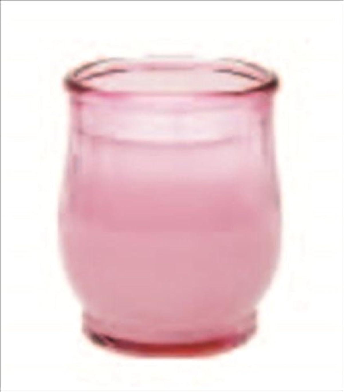 苦スタウト永久kameyama candle(カメヤマキャンドル) ポシェ 「 ピンク 」(73020040P)