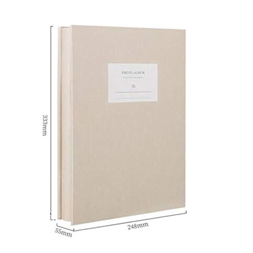 中間注文チロRLYBDL 5インチアルバムアルバム、家族の写真アルバム、フォトアルバムバルク、涙 (Color : Brown)