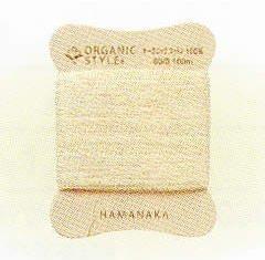 ハマナカ オーガニックコットン 手ぬい糸 H434-302...