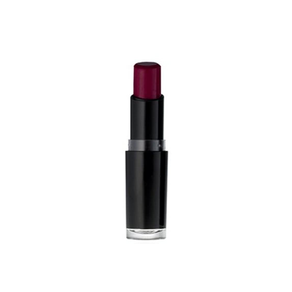 救い眠いです間違いWET N WILD Mega Last Matte Lip Cover - Ravin' Raisin (並行輸入品)
