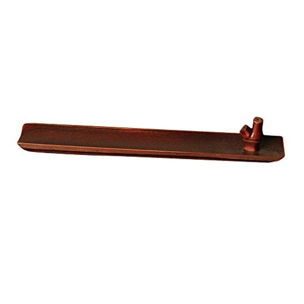 Homyl 仏壇用香炉用品 竹 お香立て スティック 香り バーナーホルダー アッシュキャッチャー  香箱棒