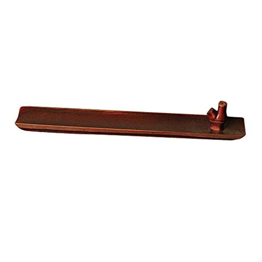 分離する注入するシマウマ仏壇用香炉用品 竹 お香立て スティック 香り バーナーホルダー アッシュキャッチャー