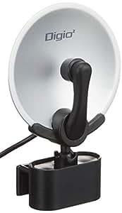 ロアス パラボラ 集音マイク マイクロフォン シルバー MMP-04