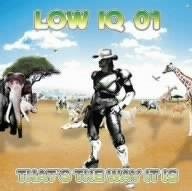 LOW IQ 01「Way It Is」の歌詞を収録したCDジャケット画像