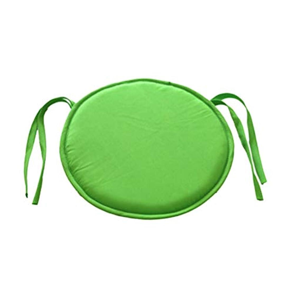 空白観察する葉っぱLIFE ホット販売ラウンドチェアクッション屋内ポップパティオオフィスチェアシートパッドネクタイスクエアガーデンキッチンダイニングクッション クッション 椅子