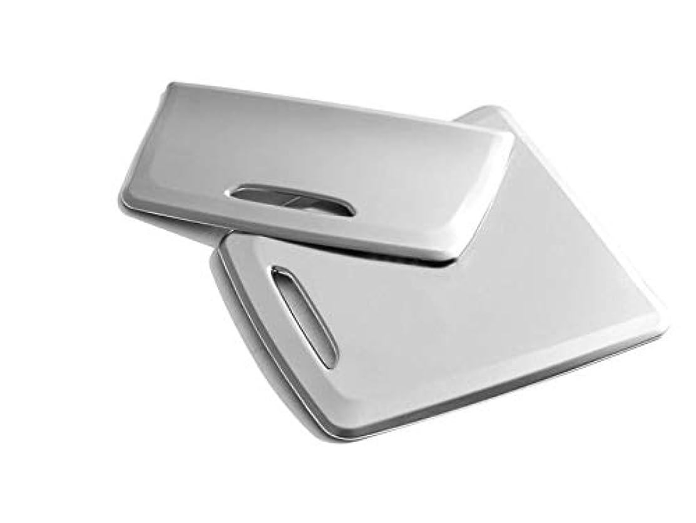 商品粘性の恒久的Jicorzo - 2pcs Car Middle Storage Box & Ashtray Outer Frame For Benz GLA CLA-Class X156 C117 2013-2017 Car Interior Accessories Styling