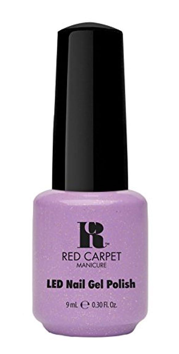 進化柔らかさ同様のRed Carpet Manicure - LED Nail Gel Polish - Royal Transformations - 0.3oz / 9ml
