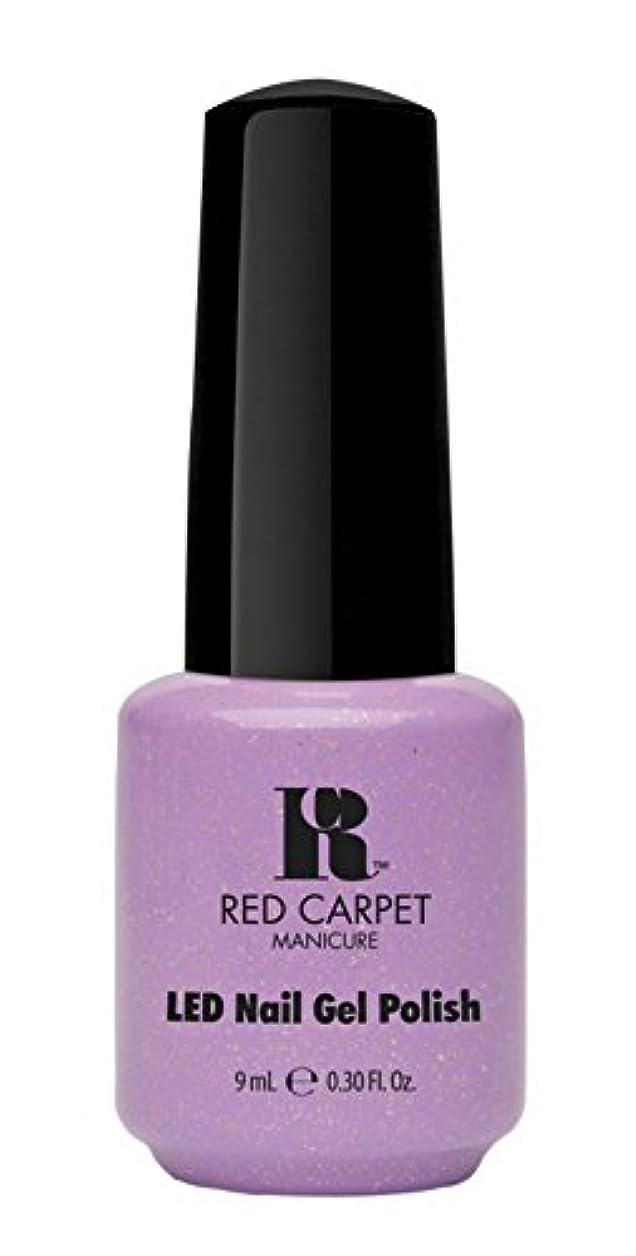 過度のキャンプスムーズにRed Carpet Manicure - LED Nail Gel Polish - Royal Transformations - 0.3oz / 9ml