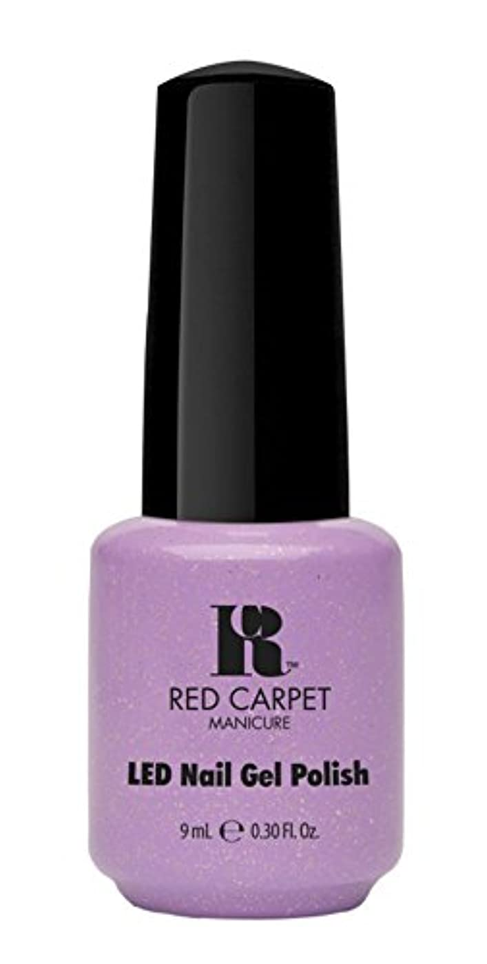 ふさわしい行進パートナーRed Carpet Manicure - LED Nail Gel Polish - Royal Transformations - 0.3oz / 9ml