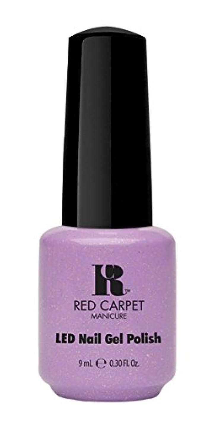 アセンブリ十年コンベンションRed Carpet Manicure - LED Nail Gel Polish - Royal Transformations - 0.3oz / 9ml