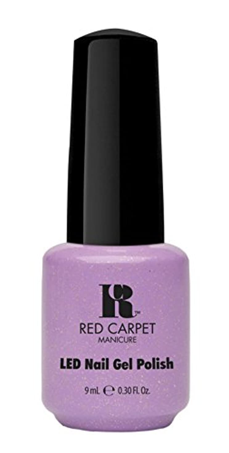 ストローク専門知識故意のRed Carpet Manicure - LED Nail Gel Polish - Royal Transformations - 0.3oz / 9ml