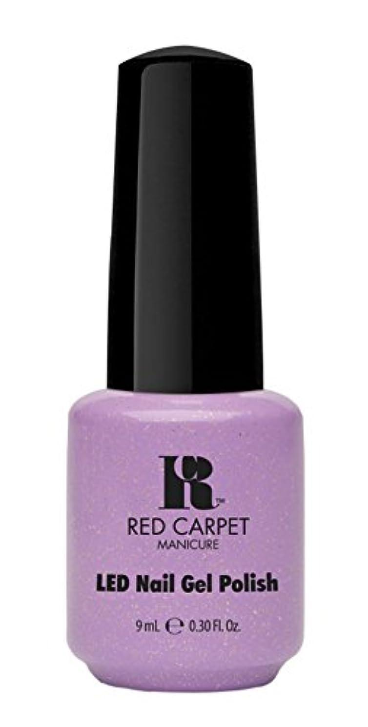 擬人吸う花嫁Red Carpet Manicure - LED Nail Gel Polish - Royal Transformations - 0.3oz / 9ml