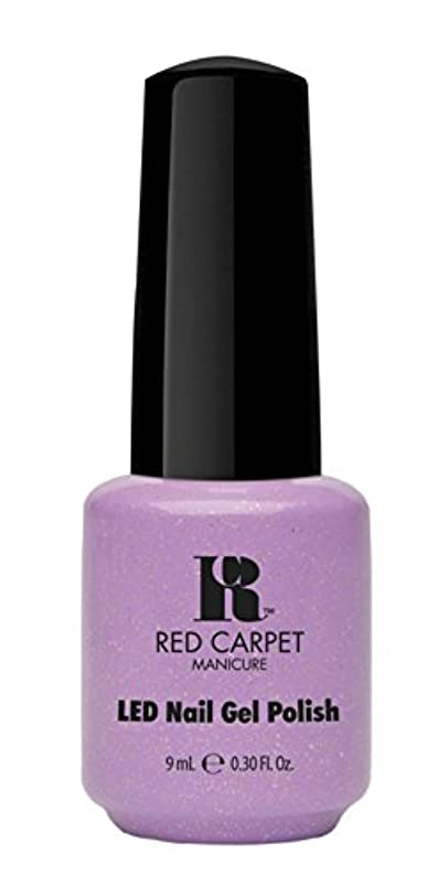 補助金トラフィックサラダRed Carpet Manicure - LED Nail Gel Polish - Royal Transformations - 0.3oz / 9ml