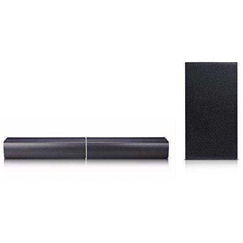 LG Electronics SJ7 Sound Bar Flex - Du...