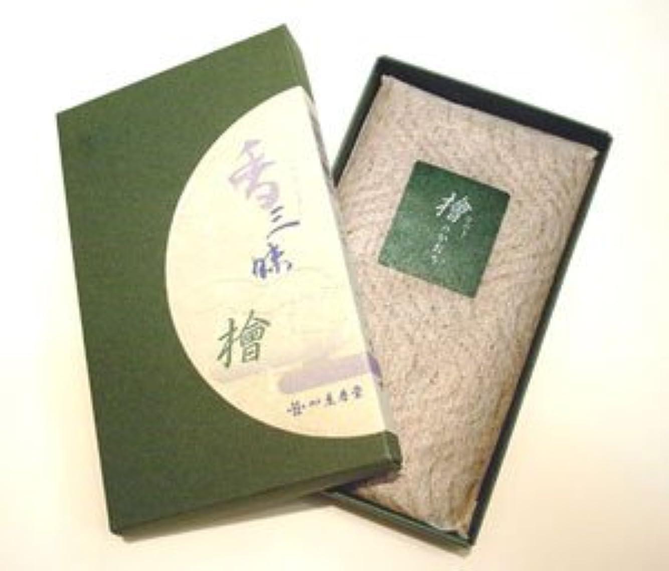 ウミウシ小さい風が強い薫寿堂【香三昧 檜】 スティック 【お香】