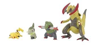 ポケモンプラモコレクション 進化シリーズ 18 オノノクス進化セット (ポケットモンスター)