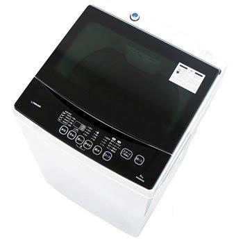 JW06MD01WB maxzen 全自動洗濯機6.0kg ...