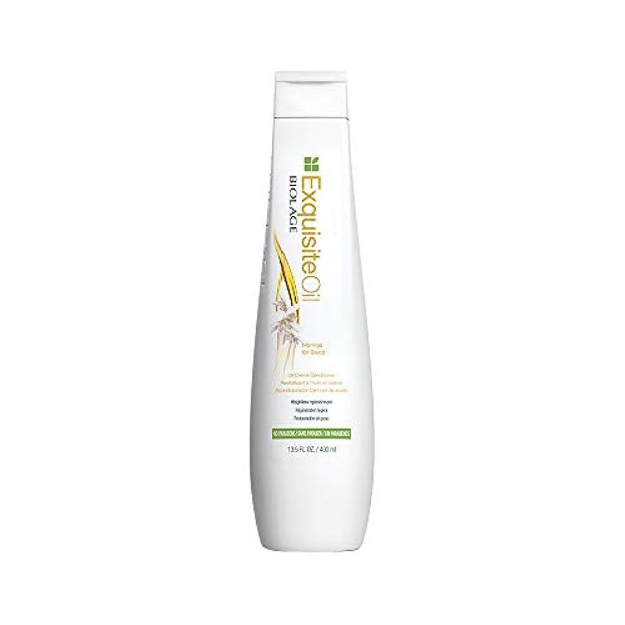 足首ハンマーマーガレットミッチェルマトリックス Biolage ExquisiteOil Oil Creme Conditioner 400ml [海外直送品]