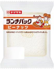 ヤマザキ ランチパック ピーナッツ スイーツシリーズ×3個セット