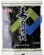 金子海苔店 [創業150年] 焼き海苔 寿司はね 全形10枚×3袋入 (無添加 板のり 国産) 徳用焼のり