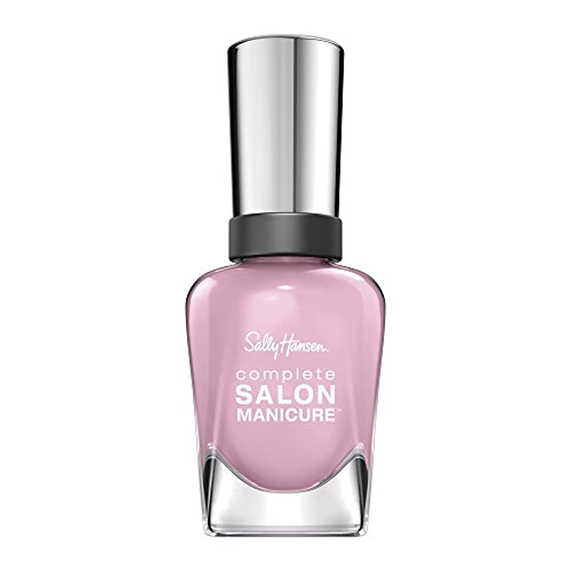 テント思慮のない記述するSALLY HANSEN COMPLETE SALON MANICURE NAIL COLOR #350 PINK A CARD