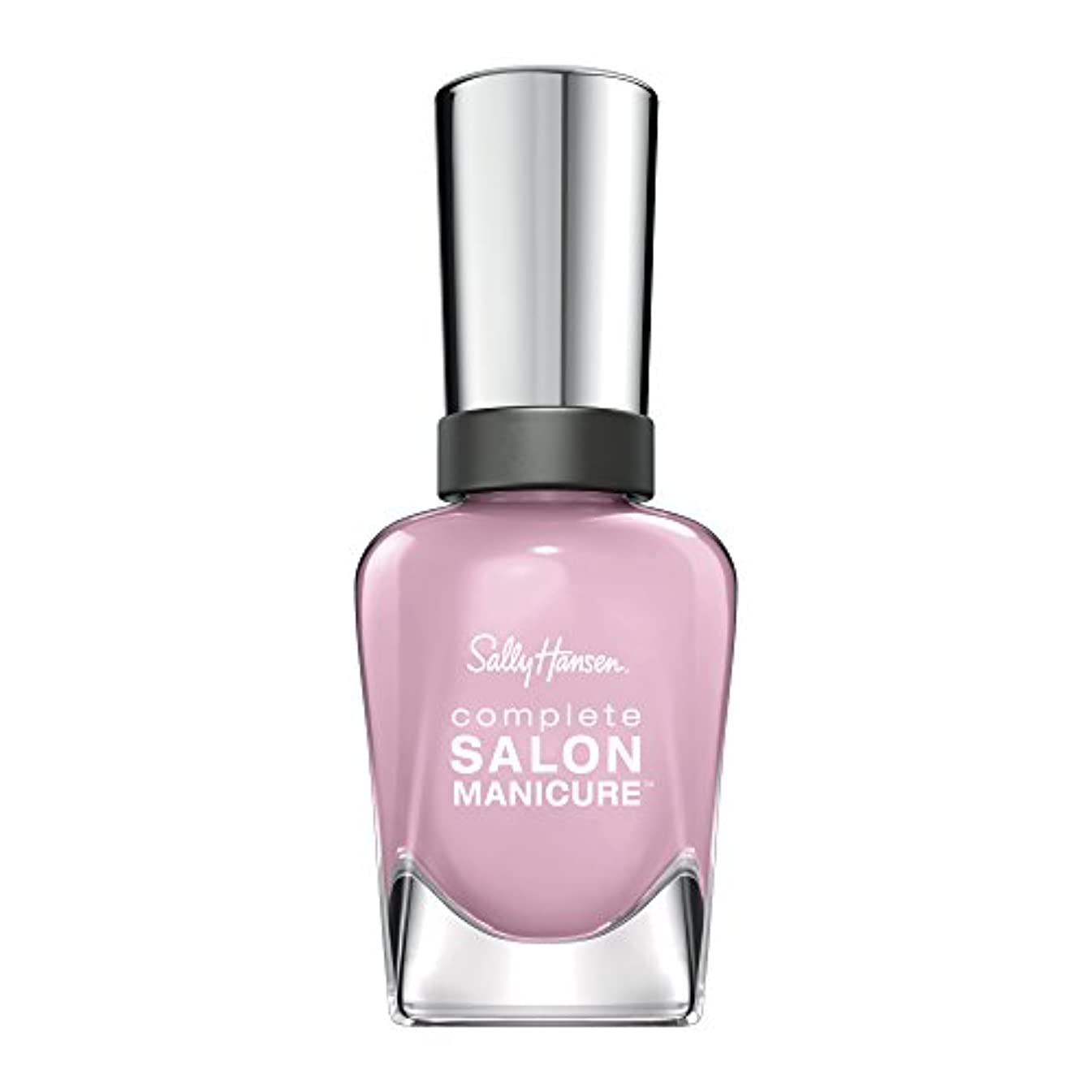 SALLY HANSEN COMPLETE SALON MANICURE NAIL COLOR #350 PINK A CARD