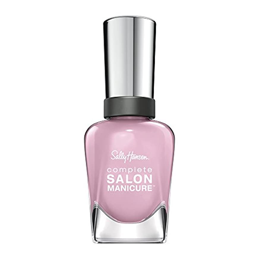 設計図退院所有者SALLY HANSEN COMPLETE SALON MANICURE NAIL COLOR #350 PINK A CARD